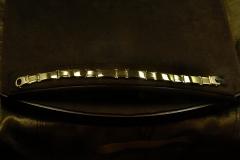 """14k YG Men's 8"""" Link Bracelet"""